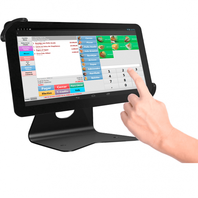 Software POS bar restaurantes